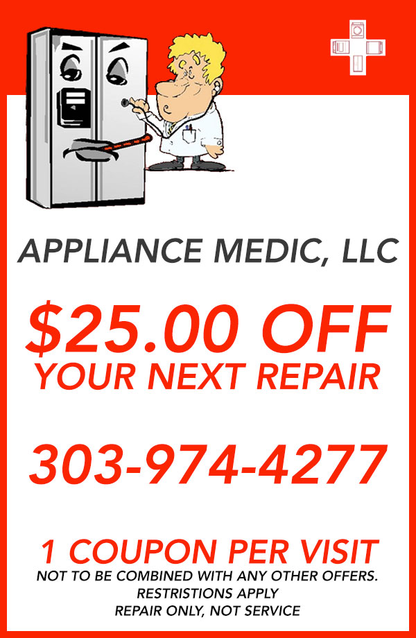 Appliance Repair Appliance Medic Llc 303 660 2246