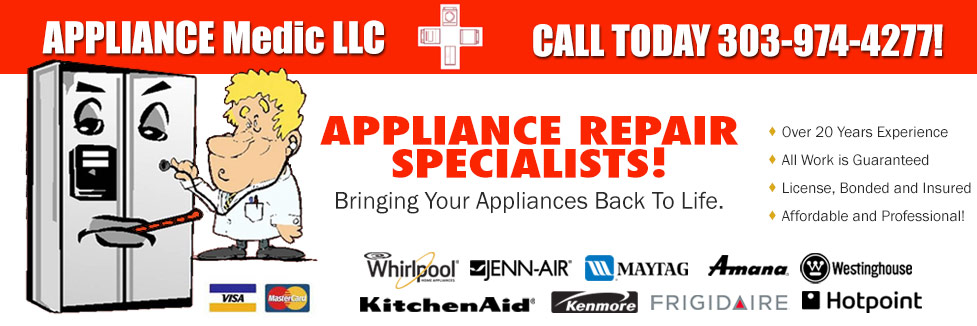 Appliance Medic, LLC | 303-974-4277